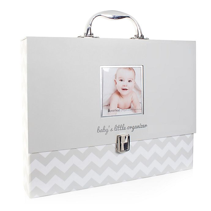 Alternate image 1 for Pearhead Baby's Little Organizer