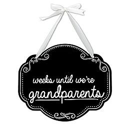 """Pearhead """"Weeks Until We're Grandparents\"""