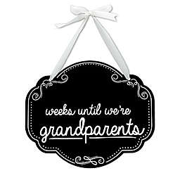 "Pearhead ""Weeks Until We're Grandparents"