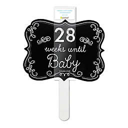 "Pearhead ""Weeks Until Baby"