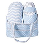 Trend Lab® 6-Piece Baby Care Gift Set in Sky Blue