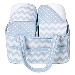 Trend Lab® 5-Piece Baby Bath Gift Set in Blue Sky