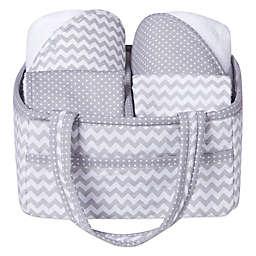 Trend Lab® 5-Piece Baby Bath Gift Set in Grey