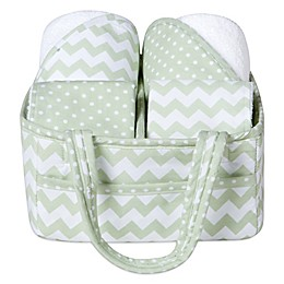 Trend Lab® 5-Piece Baby Bath Gift Set in Sea Foam