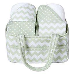 Trend Lab® 5-Piece Baby Bath Gift Set in Sea Foam