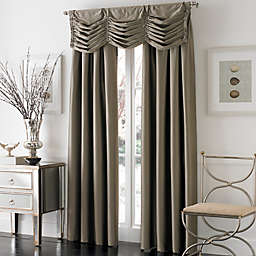 Otello Honeycomb Pinch Pleat Window Curtain Panel