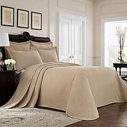 Williamsburg Richmond King Bedspread in Linen