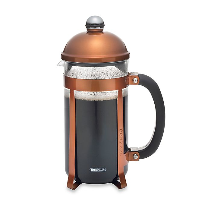Alternate image 1 for BonJour® Coffee and Tea Maximus 8-Cup French Press