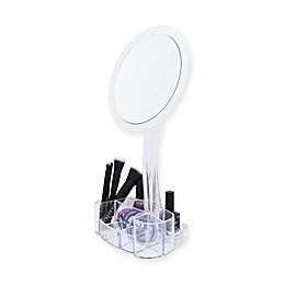 Vanity Mirror with Organizer Base