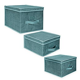 Simplify Storage Box in Blue