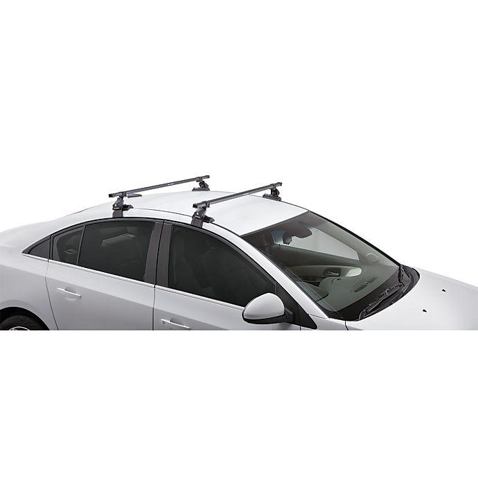 Alternate image 1 for SportRack® SR1010 No Rack or Gutters Complete Roof Rack System