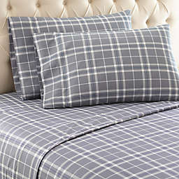 Micro Flannel® Carlton Plaid Sheet Set