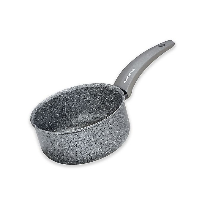 Alternate image 1 for Moneta Greystone 6.75-Inch Sauce Pan