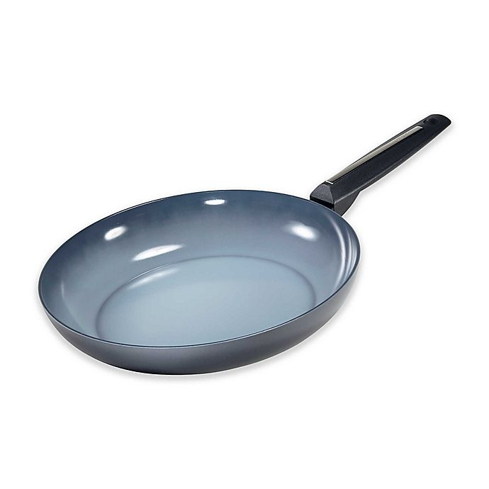 Alternate image 1 for Moneta Azul Gres Nonstick Aluminum Fry Pan