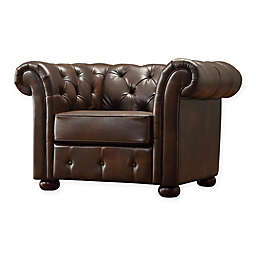 iNSPIRE Q® Nottingham Chesterfield Arm Chair