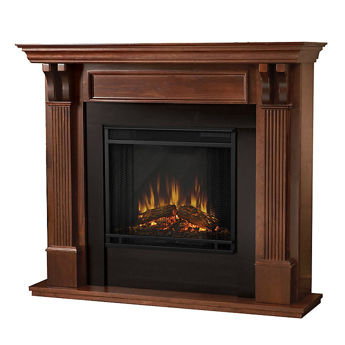 Real Flame® Ashley Electric Fireplace | Bed Bath & Beyond