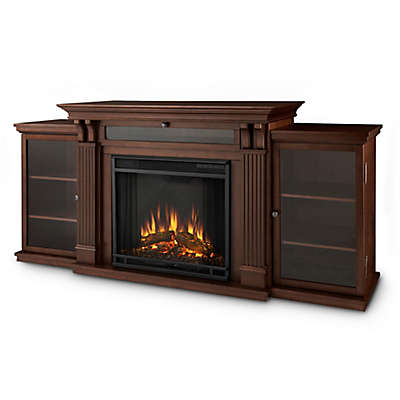 Real Flame® Calie 67-Inch Freestanding Media Console Electric Fireplace