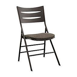 Meco® Destiny 3-Slat Back 4-Piece Folding Chair Set