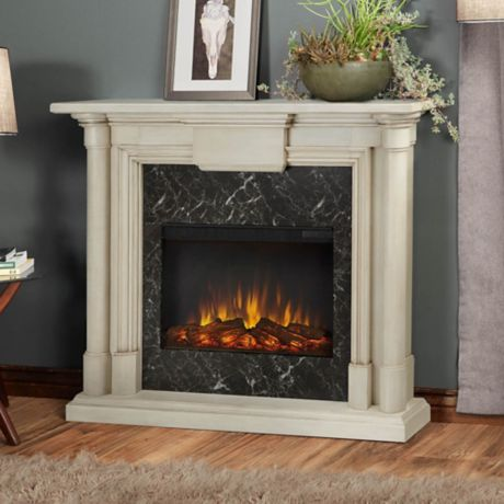Real Flame 174 Maxwell Electric Fireplace Bed Bath Amp Beyond