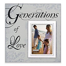 Malden® 160-Photo Generation Love Album in Grey