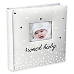 Malden®  Sweet Baby  160-Photo Album in Cream