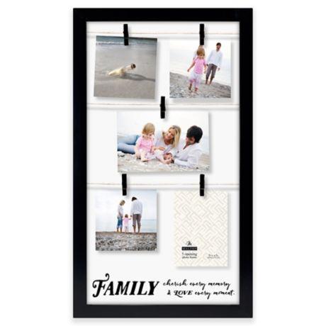 Malden 174 Quot Family Live Love Quot 5 Photo Collage Picture Frame