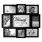 Malden®  The Love of Family  8-Photo Collage Picture Frame