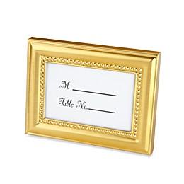 Kate Aspen® Beaded Place Card Holder/Photo Frame