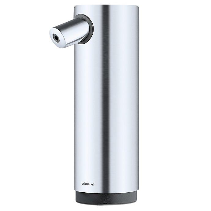 Alternate image 1 for Blomus Uno Stainless Steel Soap Foam Dispenser in Silver