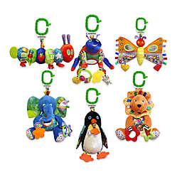 Eric Carle Developmental Plush Toys
