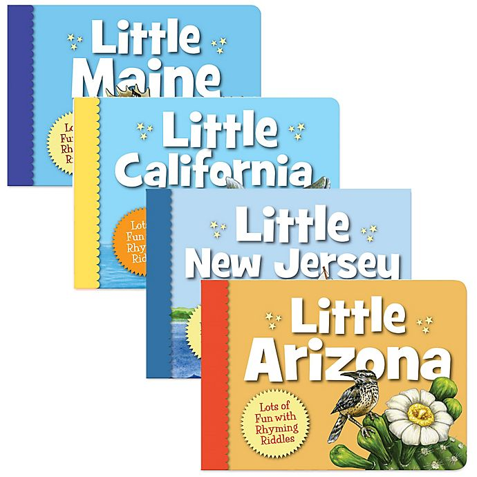 Alternate image 1 for Little State Book by Kate Hale