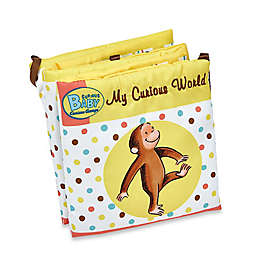 Curious Baby Soft Book:
