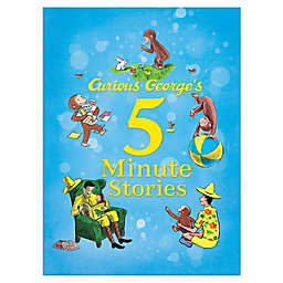 Curious George® 5 Minute Stories