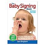 Firefly Books  Baby Signing Book  by Sarah Bingham