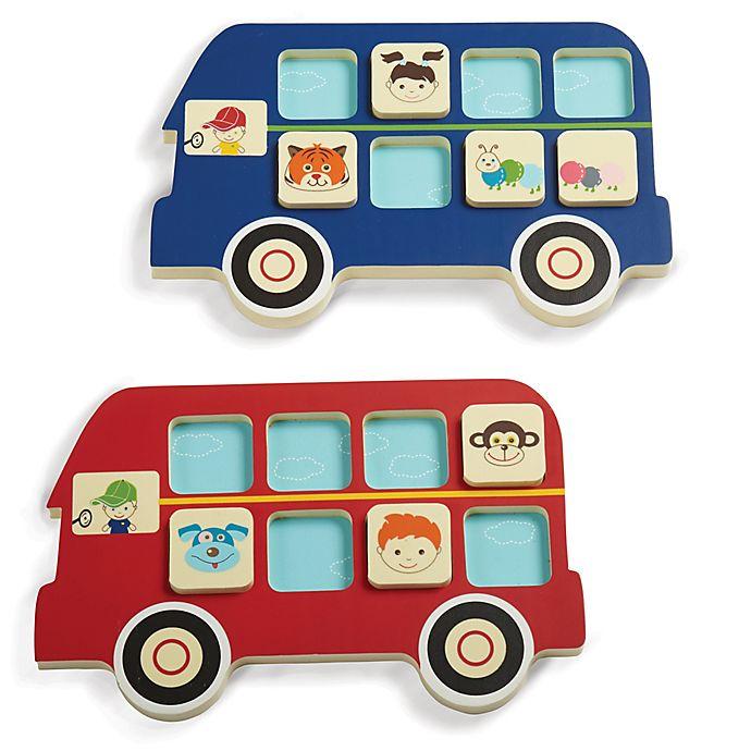 Alternate image 1 for Edu-Shape Bus Ride Game