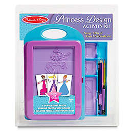 Melissa & Doug® Princess Design Activity Kit