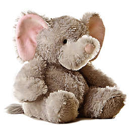 Aurora 12-Inch Plush Tubbie Wubbie Elephant in Grey