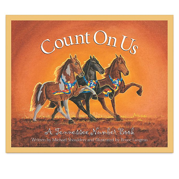 Alternate image 1 for Count On Us: A Tennessee Number Book