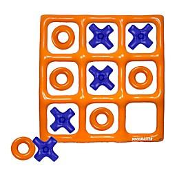 Tic Tac Toe Pool Game
