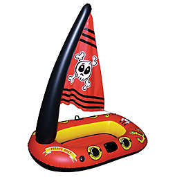 Poolmaster Pirate Boat Float With Sail