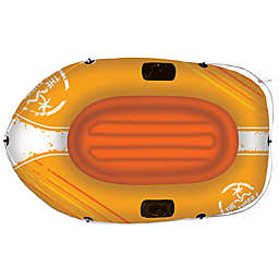 Poolmaster Aqua Fun Islander 2-Person Boat Float
