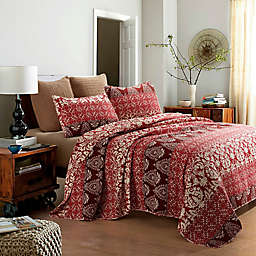 Osborne Reversible Quilt Set