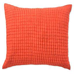 Amity Home Richard European Pillow Sham in Orange