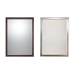 Minka Lavery 24-Inch x 33-Inch Rectangle Paradox Mirror