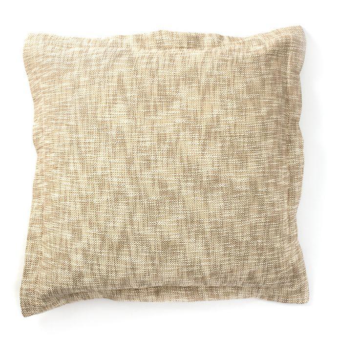 Amity Home Everette Herringbone European Pillow Sham In Natural Bed Bath Beyond