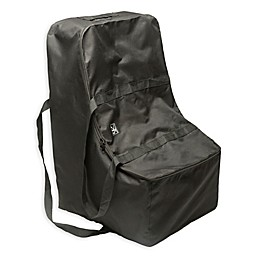 J.L. Childress Universal Side Carry Car Seat Travel Bag in Black