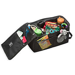 J.L. Childress Backseat Butler Car Organizer in Black