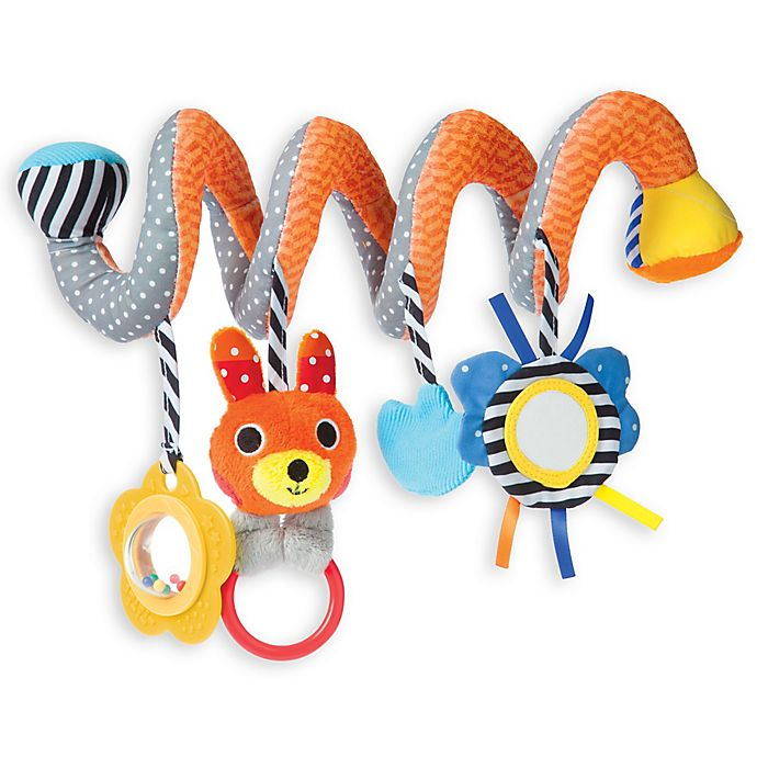 Alternate image 1 for Manhattan Toy® Take Along Play Activity Spiral