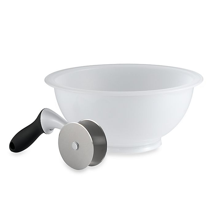 Alternate image 1 for OXO Good Grips® Salad Chopper and Bowl