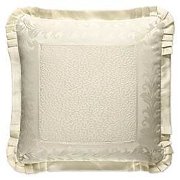 J. Queen New York™ Marquis European Pillow Sham in Ivory